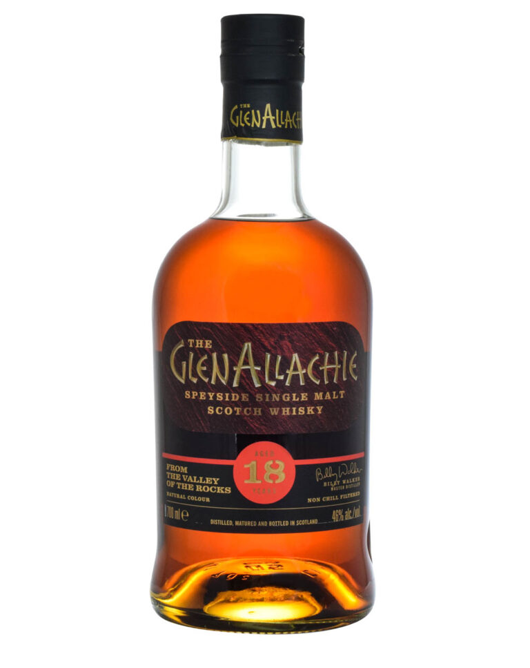 Glenallachie 18 Years Old Musthave Malts MHM