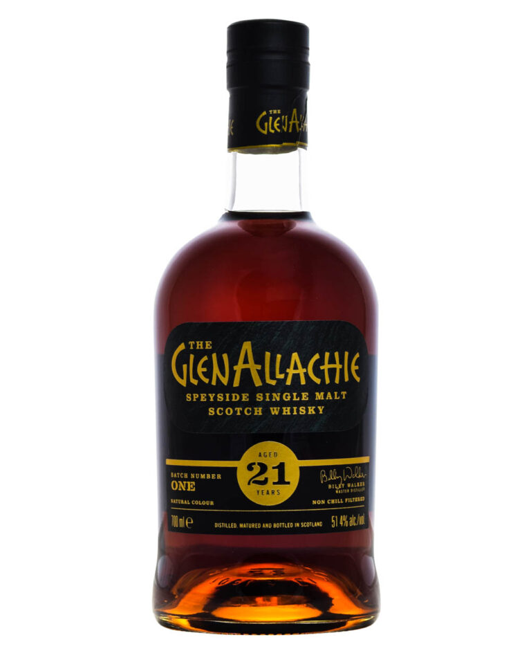 Glenallachie 21 Years Old Batch Number 1 2020 Musthave Malts MHM