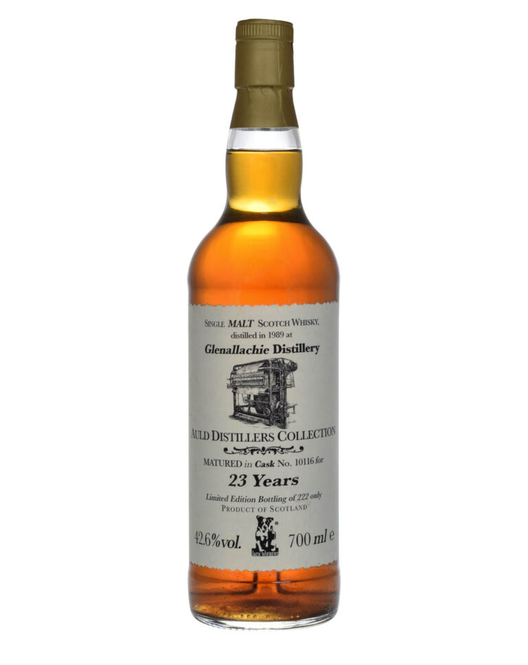 Glenallachie 23 Years Old Auld Distillers Collection 1989 Musthave Malts MHM