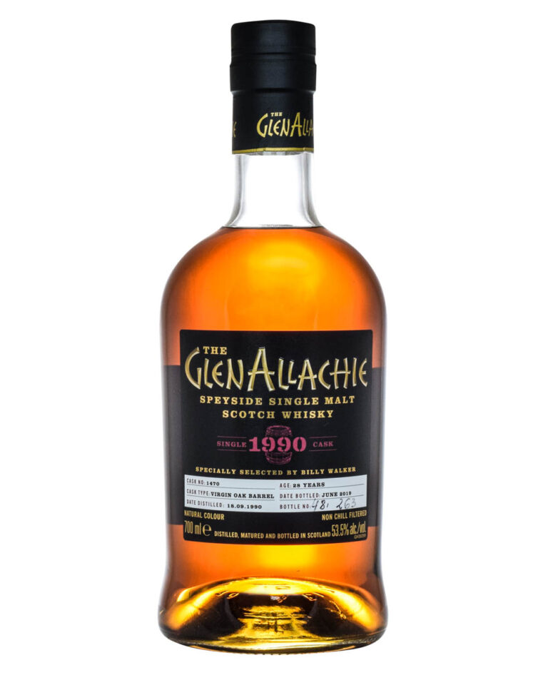 Glenallachie 28 Years Old Single Cask 1990 Musthave Malts MHM
