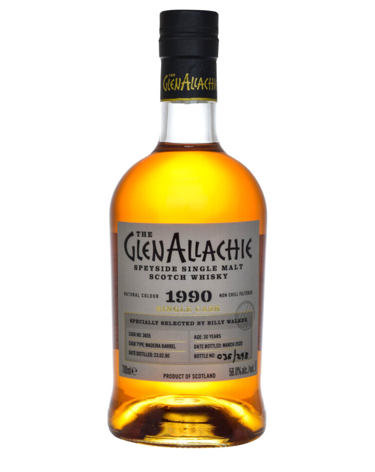 Glenallachie 30 Years Old 1990 Single Cask Musthave Malts MHM