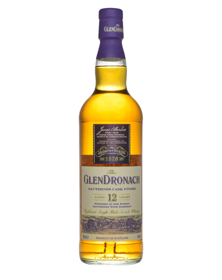Glendronach 12 Years Old Sauternes Cask Finish Musthave Malts MHM