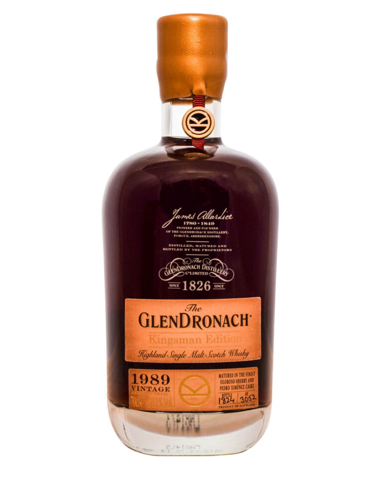 Glendronach 1989 Vintage Kingsman Edition (29 Years Old) Musthave Malts MHM