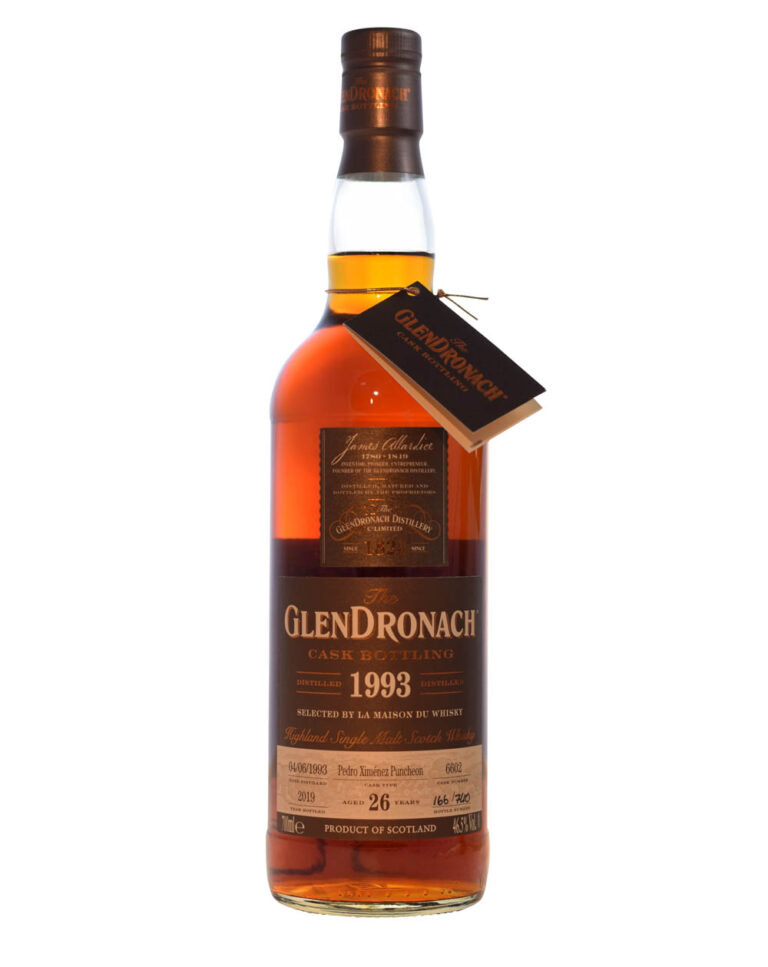 Glendronach 1993 Single Cask #6602 (26 Years Old) Musthave Malts MHM