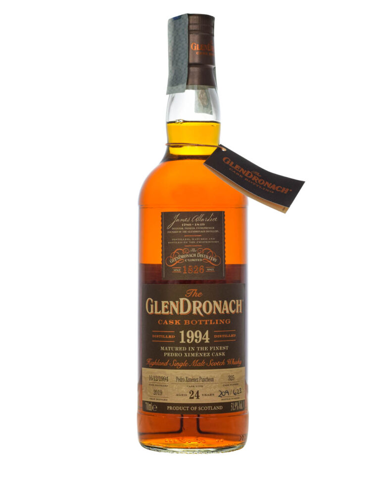 Glendronach 24 Years Old 1994 Single Cask 325 Musthave Malts MHM