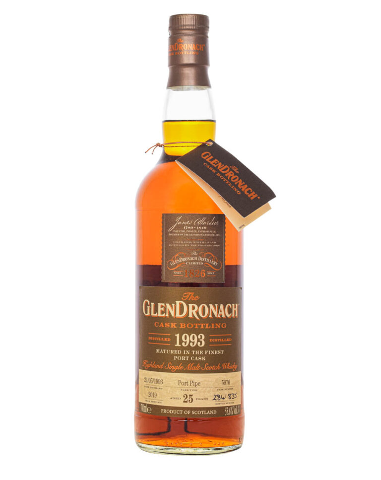 Glendronach 25 Years Old 1993 Cask 5976 Musthave Malts MHM