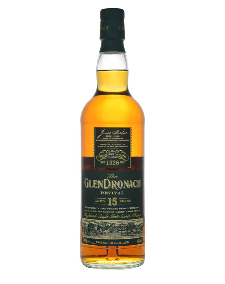 Glendronach Revival 15 Years Old Musthave Malts MHM