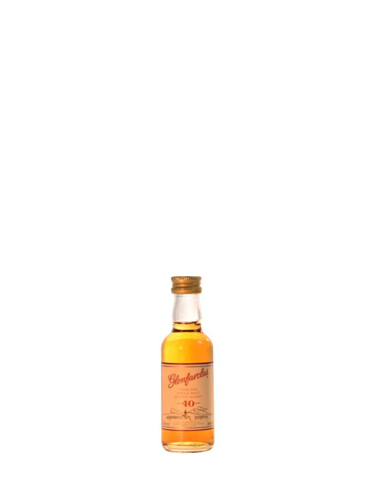 Glenfarclas 40 Years Old (Sample) Musthave Malts MHM