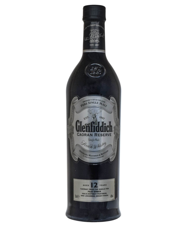 Glenfiddich 12 Years Old Caoran Reserve Musthave Malts MHM