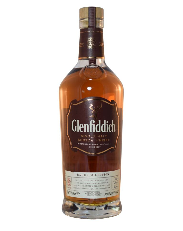 Glenfiddich 1979 Rare Collection Cask #11138 (36 Years Old) Musthave Malts MHM