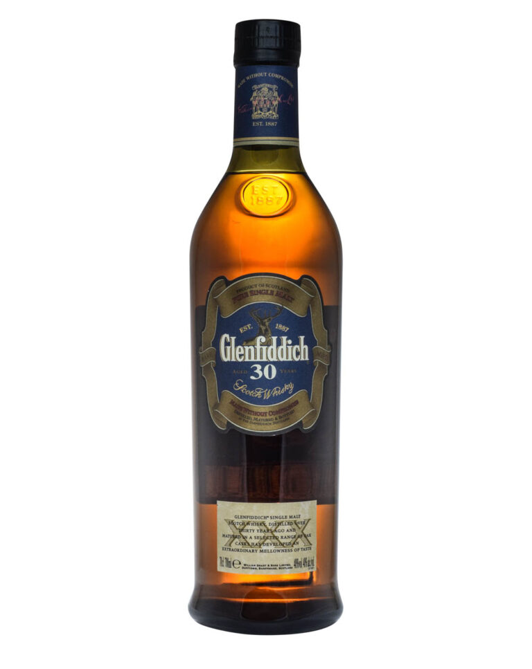 Glenfiddich 30 Years Old 2008 Musthave Malts MHM