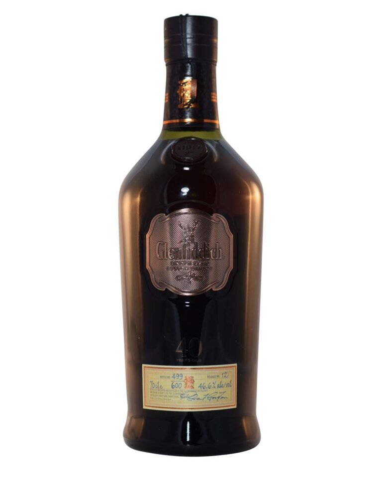 Glenfiddich 40 Years Old (Release 12) Musthave Malts MHM