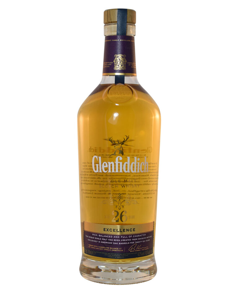 Glenfiddich Excellence (26 Years Old) - Musthave Malts MHM