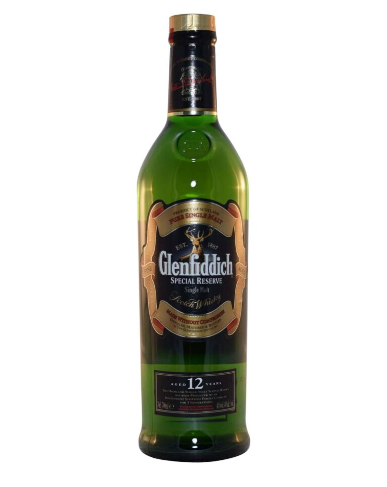 Glenfiddich Special Reserve (12 Years Old) Musthave Malts MHM