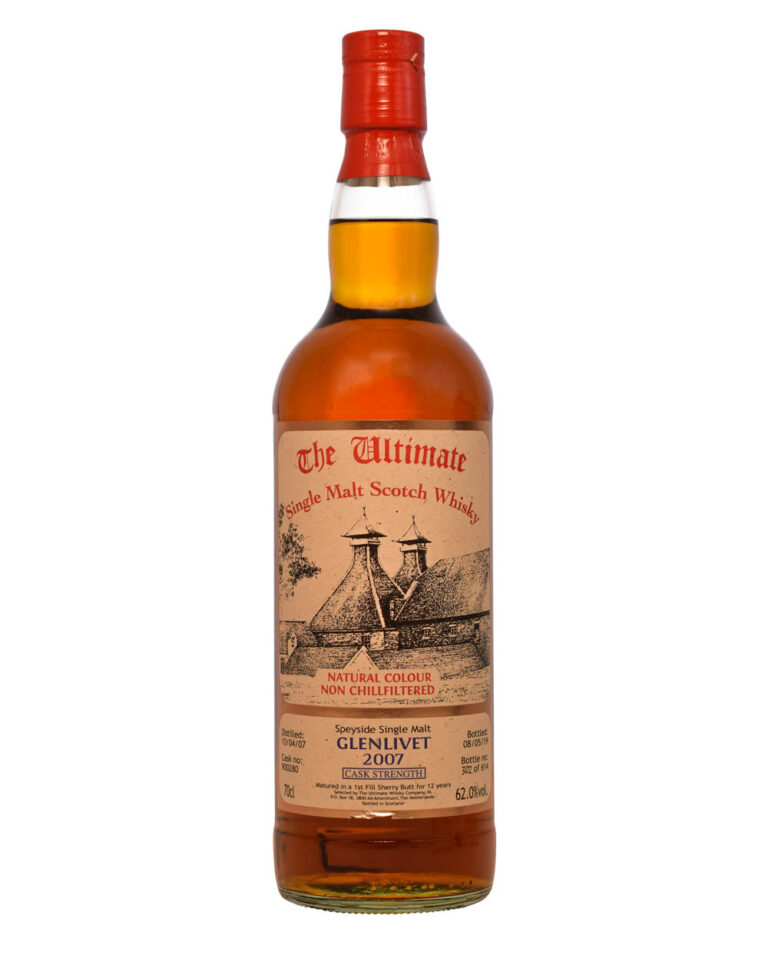 Glenlivet 2007 The Ultimate (12 Years Old) Musthave Malts MHM