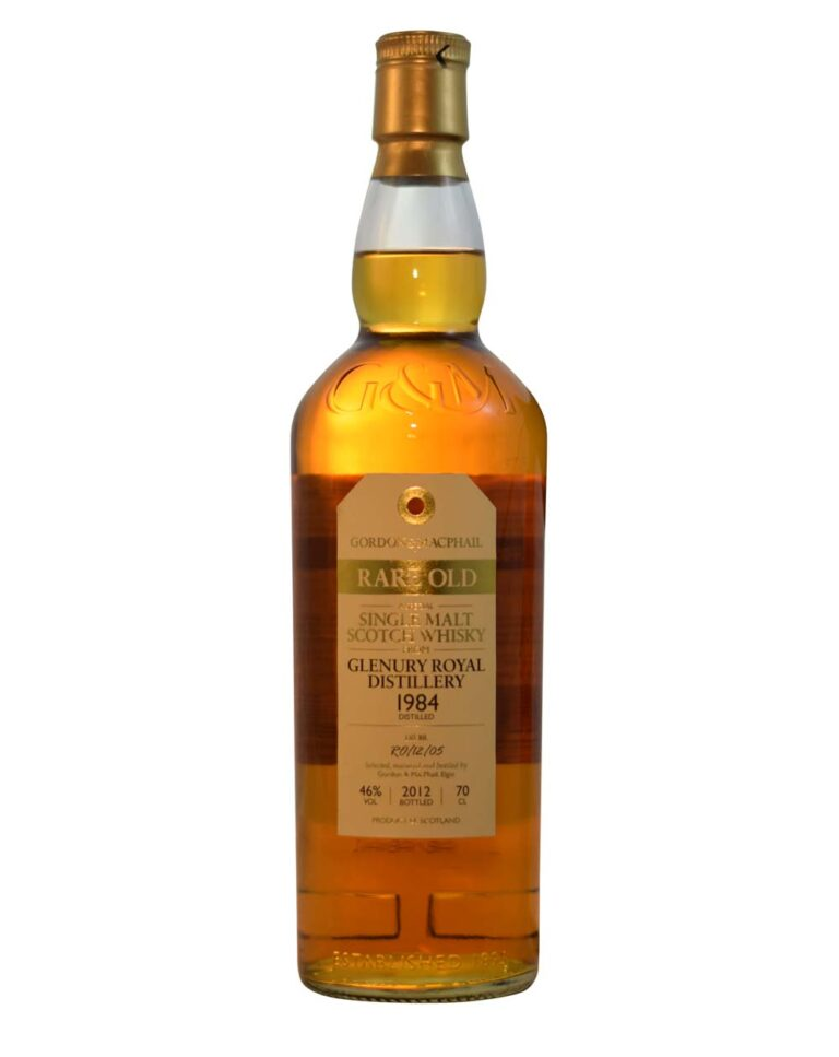Glenury Royal 1984 -2012 Gordon and Macphail Rare Old Musthave Malts MHM