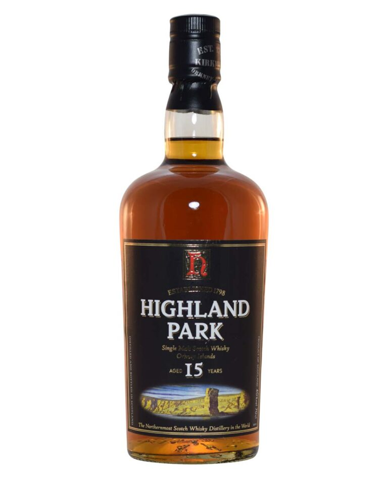 Highland Park 15 Years Old (Old Release) Musthave Malts MHM
