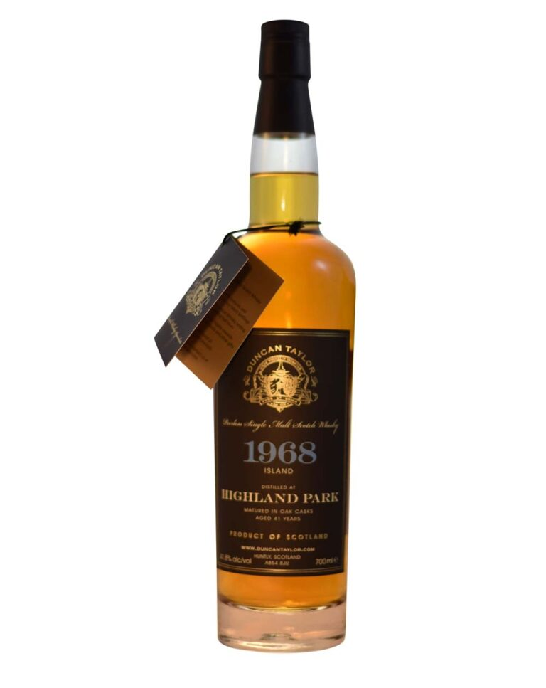 Highland Park 1968 Cask Strength 41 Years Old Duncan Taylor Musthave Malts MHM