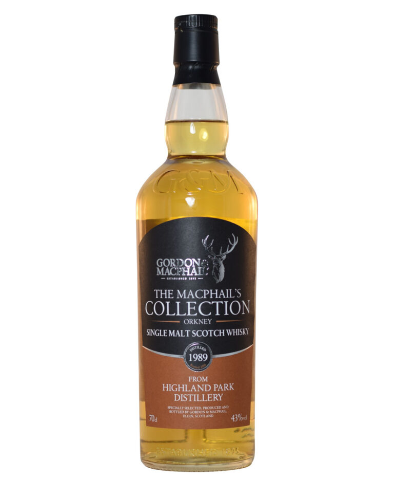Highland Park 1989 - The MacPhail's Collection G&M Musthave Malts MHM