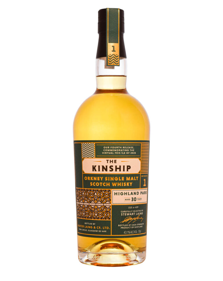 Highland Park 1990 The Kinship 2020 (30 Years Old) Musthave Malts MHM
