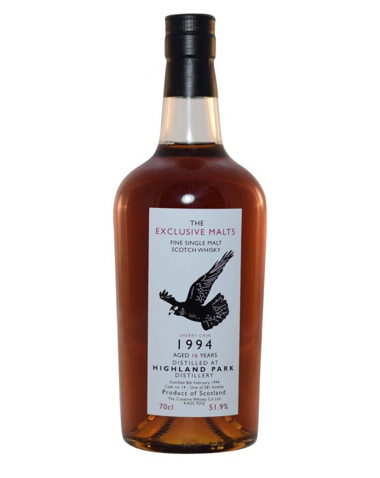 Highland Park 1994 - The Exclusive Malts (16 Years Old) Musthave Malts MHM