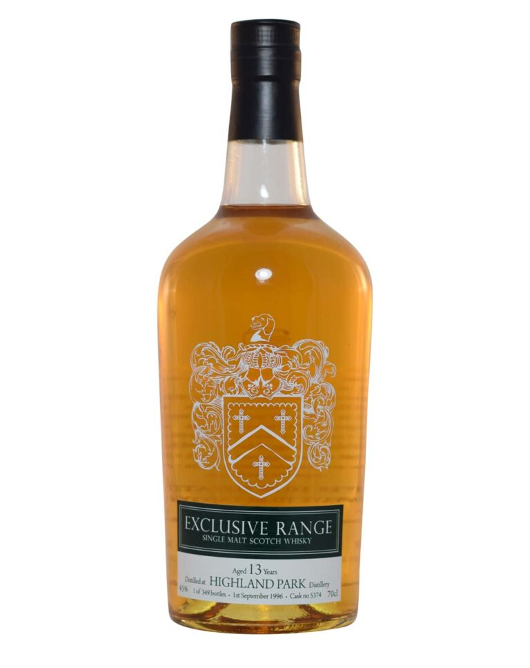 Highland Park 1996 Exclusive Range (13 Years Old) Musthave Malts MHM