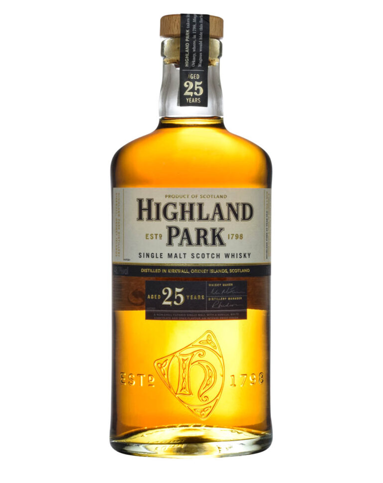 Highland Park 25 Years Old 2006 Musthave Malts MHM