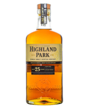 Highland Park 25 Years Old Musthave Malts MHM