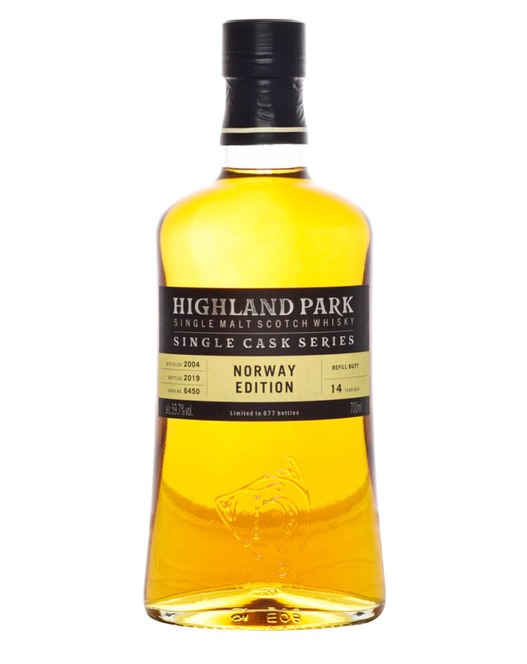 Highland Park Norway Edition 14 Years Old 2019 Cask 6450 Musthave Malts MHM