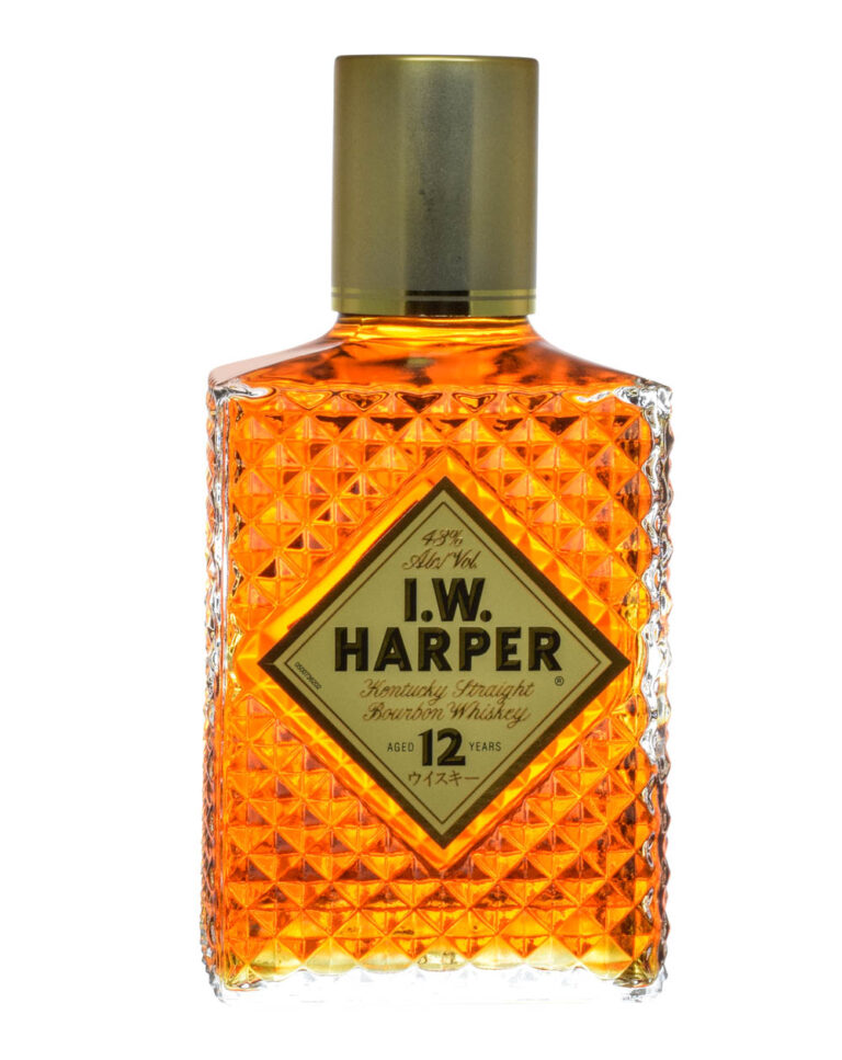 I.W. Harper 12 Years Old Sliding Box Musthave Malts MHM
