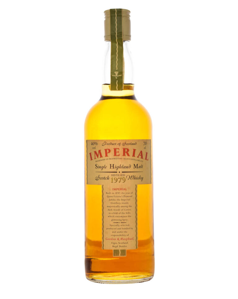 Imperial 1979 Gordon & Macphail A Musthave Malts MHM
