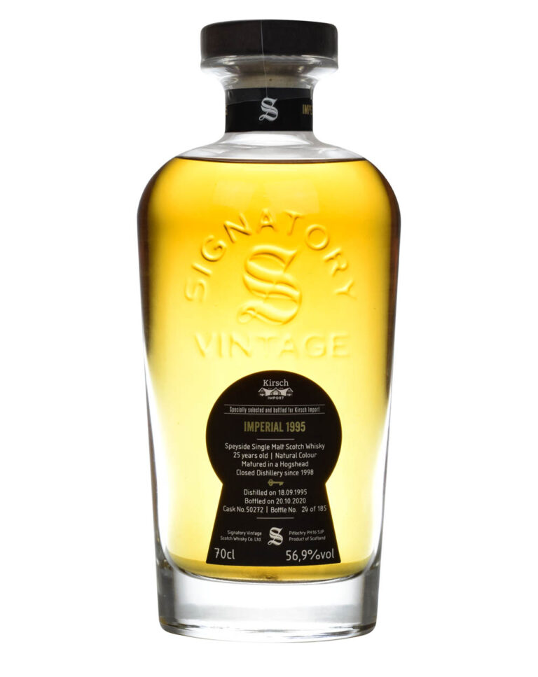 Imperial 25 Years Old Signatory Vintage 1995 Musthave Malts MHM