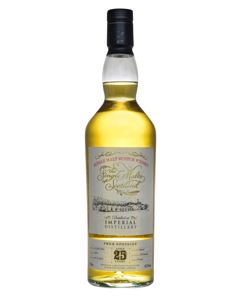 Imperial 25 Years Old Single Malts Of Scotland 1994 Musthave Malts MHM