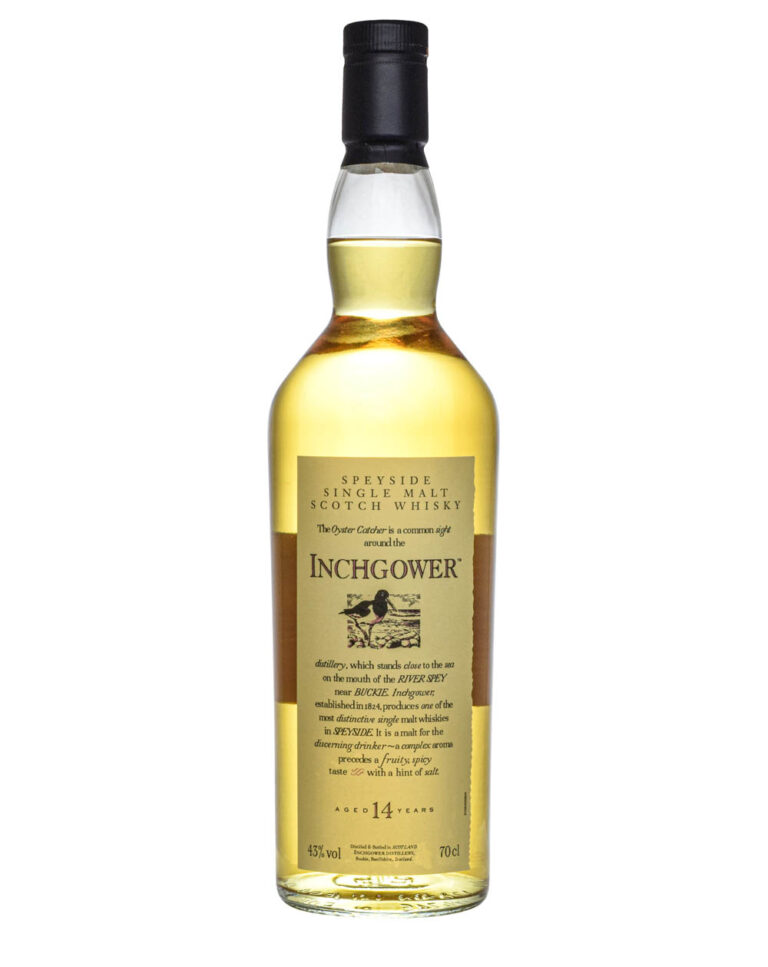 Inchgower 14 Years Old Flora & Fauna Musthave Malts MHM