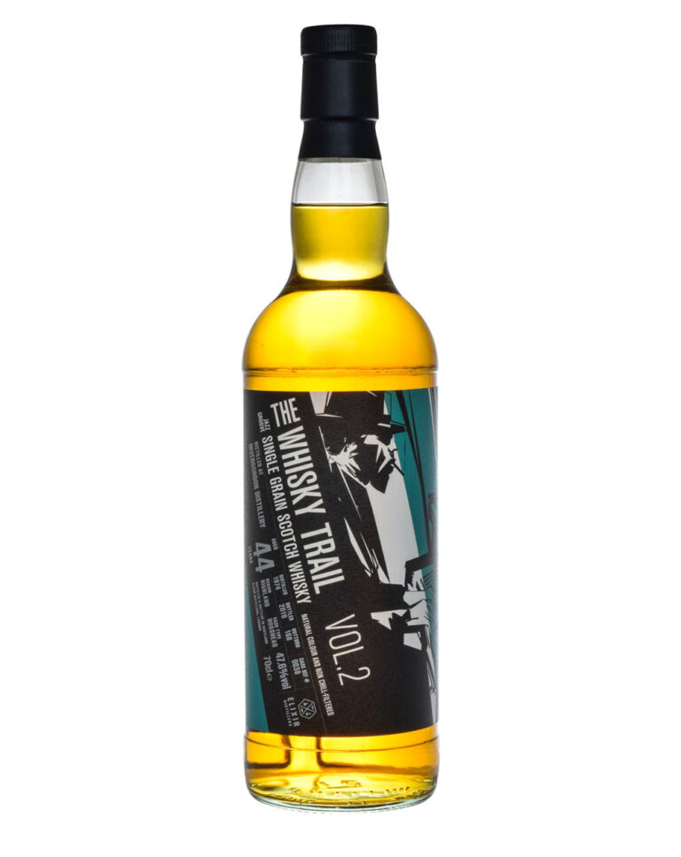 Invergordon 44 Years Old The Whisky Trail Jazz Series Vol. 2 Musthave Malts MHM