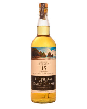 Irish Single Malt 2000 The Nectar of the Daily Drams (15 Years Old) Musthave Malts MHM