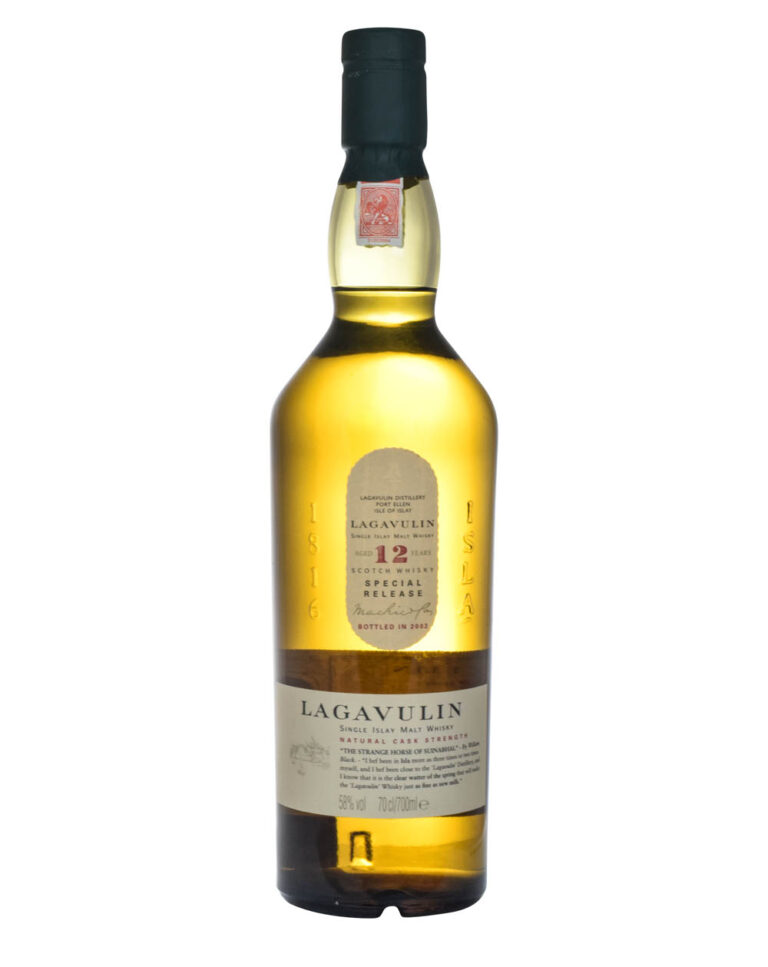 Lagavulin 12 Years Old Diageo 2002 Special Release Musthave Malts MHM