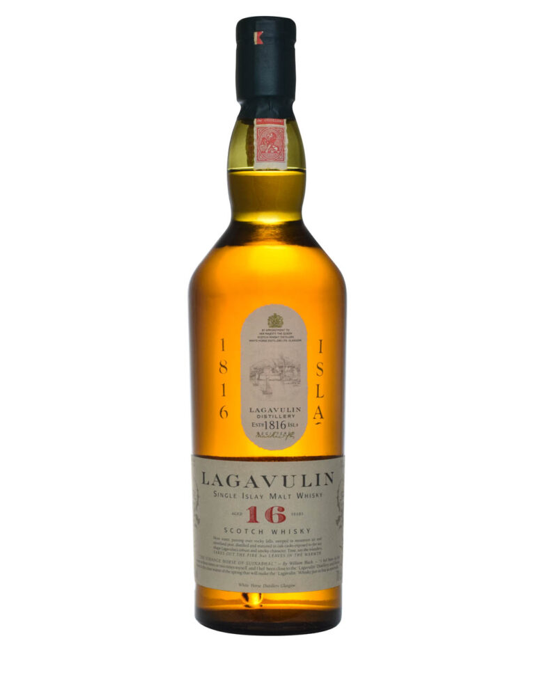 Lagavulin 16 Years Old White Horse 1990s Musthave Malts MHM
