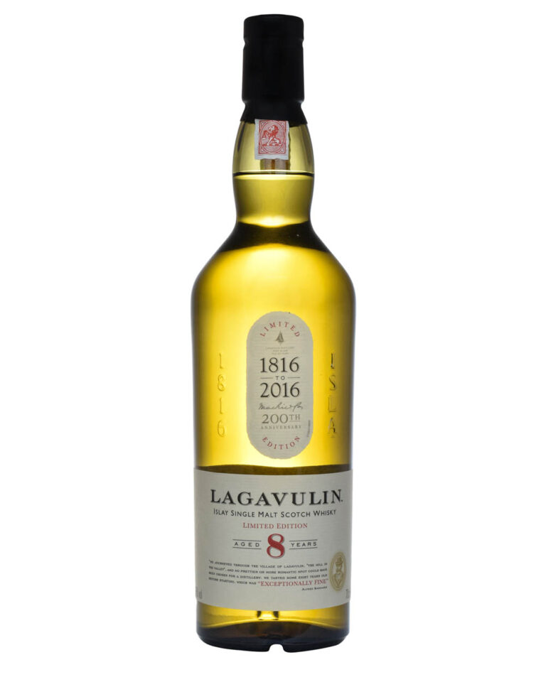 Lagavulin 8 Years Old 200th Anniversary 2016 Musthave Malts MHM