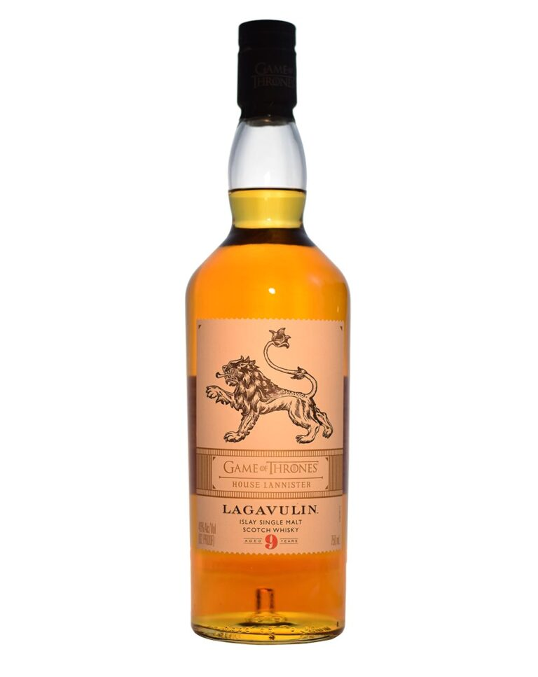 Lagavulin House Lannister – Game of Thrones (9 Years Old) Musthave Malts MHM