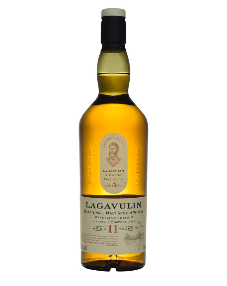 Lagavulin Offerman Edition 11 Years Old Guinness Casks Musthave Malts MHM