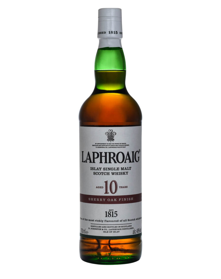 Laphroaig 10 Years Old Sherry Oak Finish Musthave Malts MHM