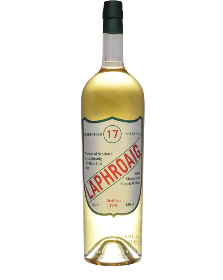 Laphroaig 17 Years Old 1991 150cl Musthave Malts MHM