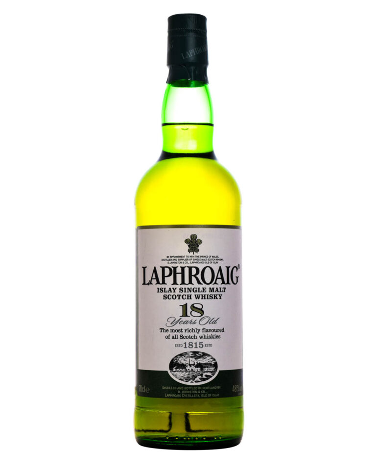 Laphroaig 18 Years Old Green Tube Musthave Malts MHM