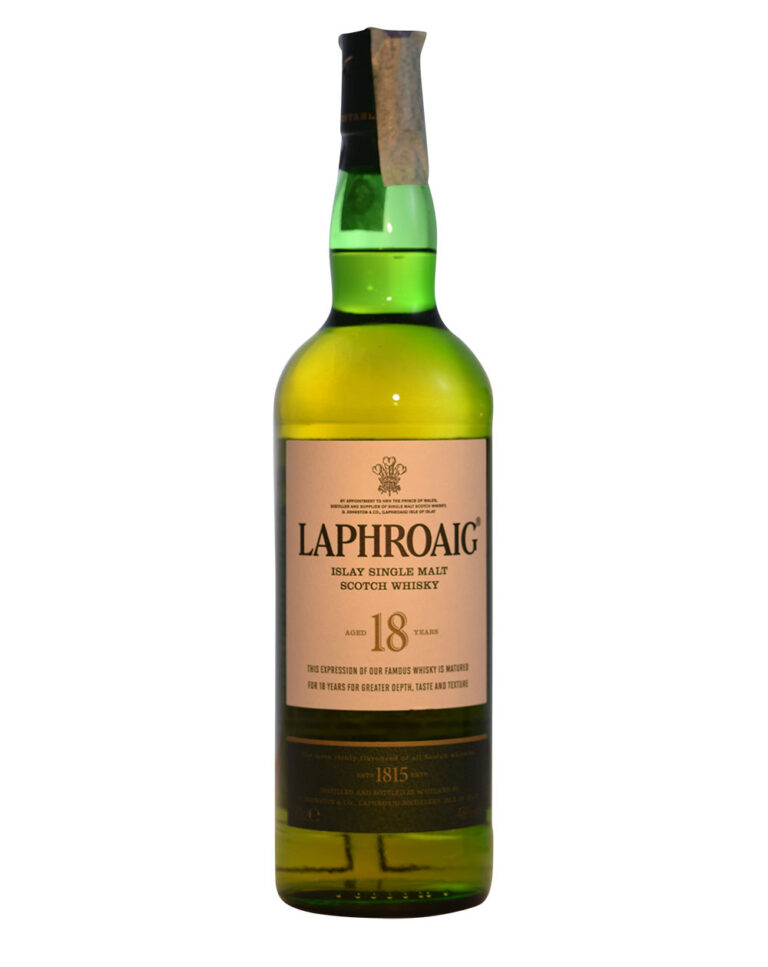 Laphroaig 18 Years Old Musthave Malts MHM