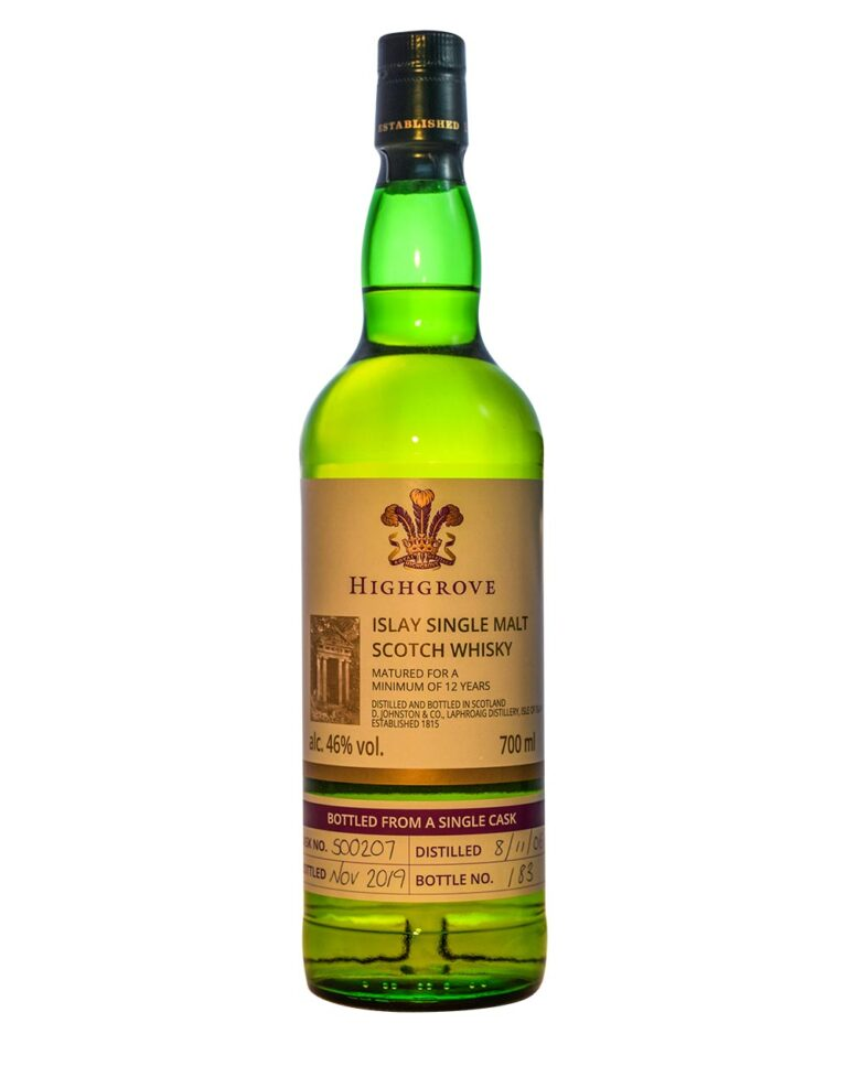 Laphroaig 2006 Highgrove (12 Years Old) Musthave Malts MHM