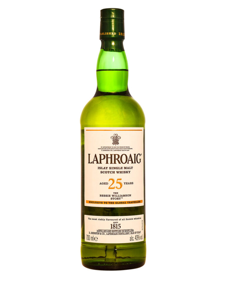 Laphroaig The Bessie Williamson Story (25 Years Old) Musthave Malts MHM