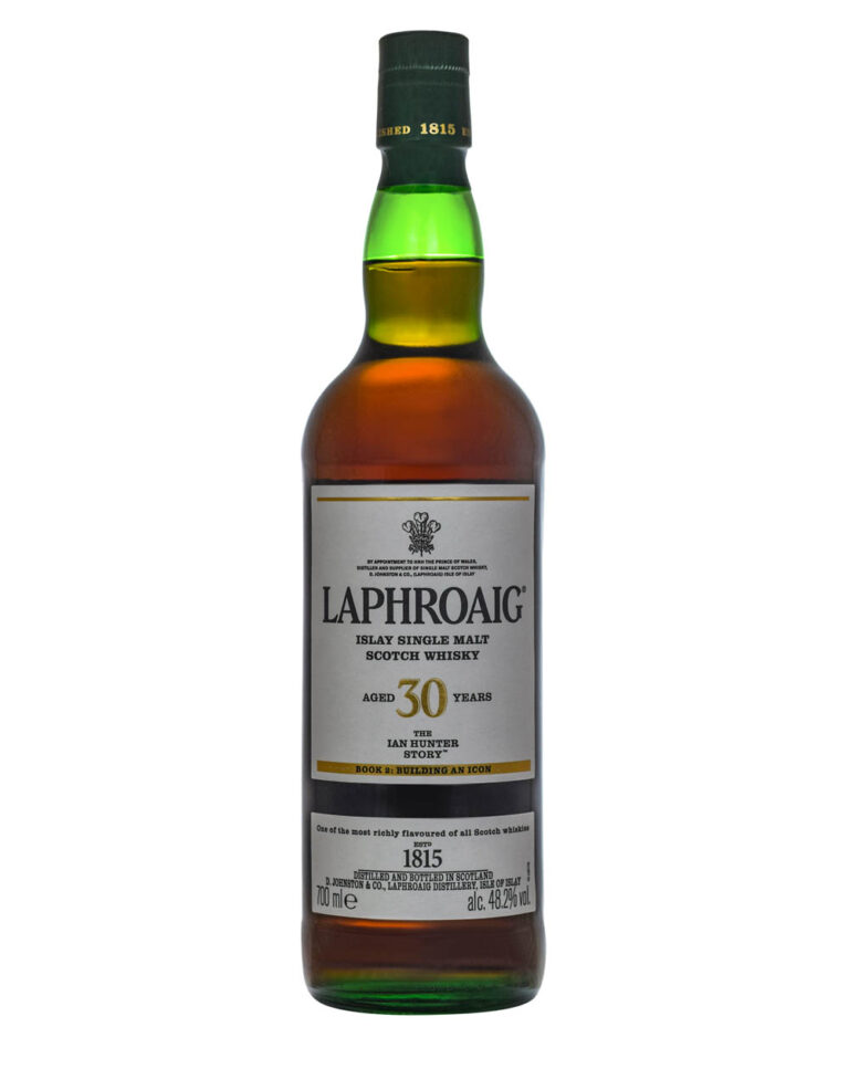 Laphroaig The Ian Hunter Story Book 2 30 Years Old Musthave Malts MHM