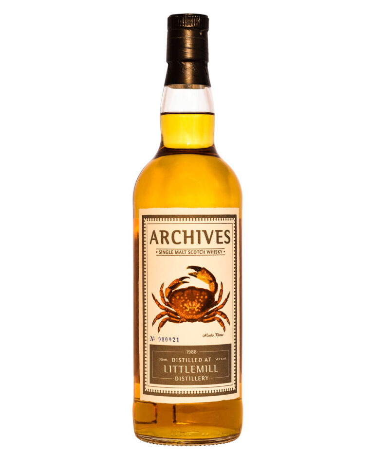 Littlemill 1988 Archives Musthave Malts MHM