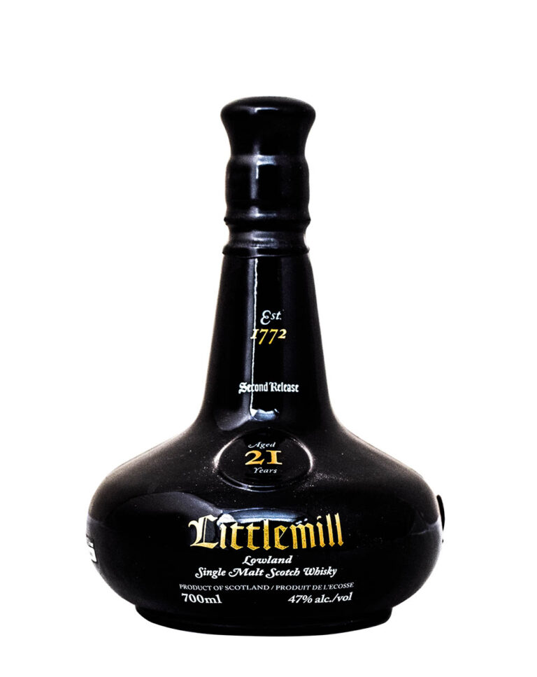 Littlemill 21 Years Old Second Release